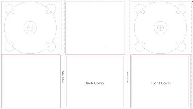 chloe forth a2 media studies digipak template and final product. Black Bedroom Furniture Sets. Home Design Ideas