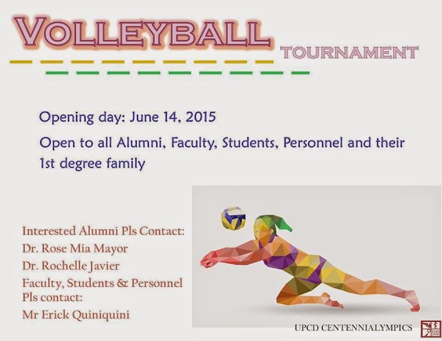 Centennialympics Update: Volleyball Tournament