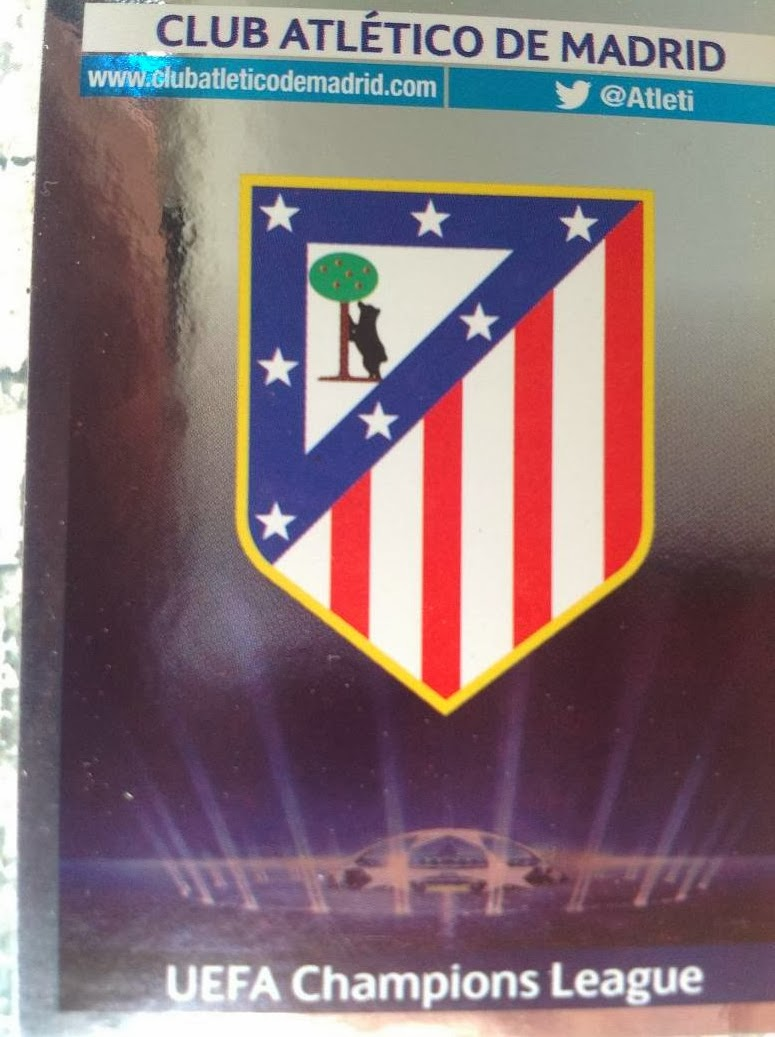 Escudo At. de Madrid