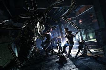 #7 Resident Evil Wallpaper