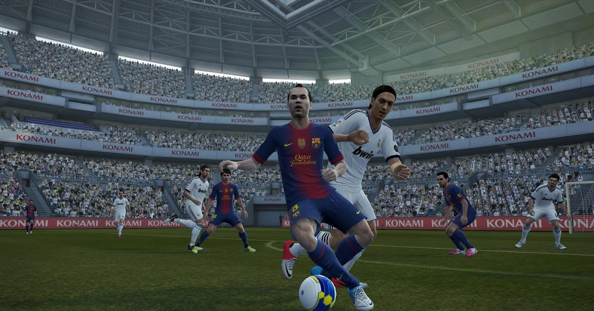 Pes 2013 demo 1 patch