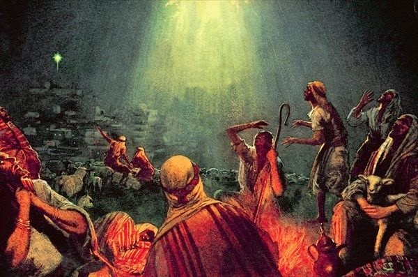 Jesus the LongAwaited Messiah Gods Ultimate Promise Himself – Angels Announce the Birth of Jesus