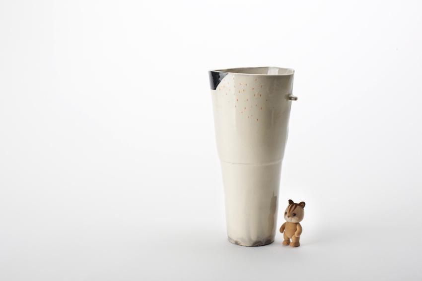 passion ceramique francine triboulet s 39 expose chez cl mentine dupr. Black Bedroom Furniture Sets. Home Design Ideas