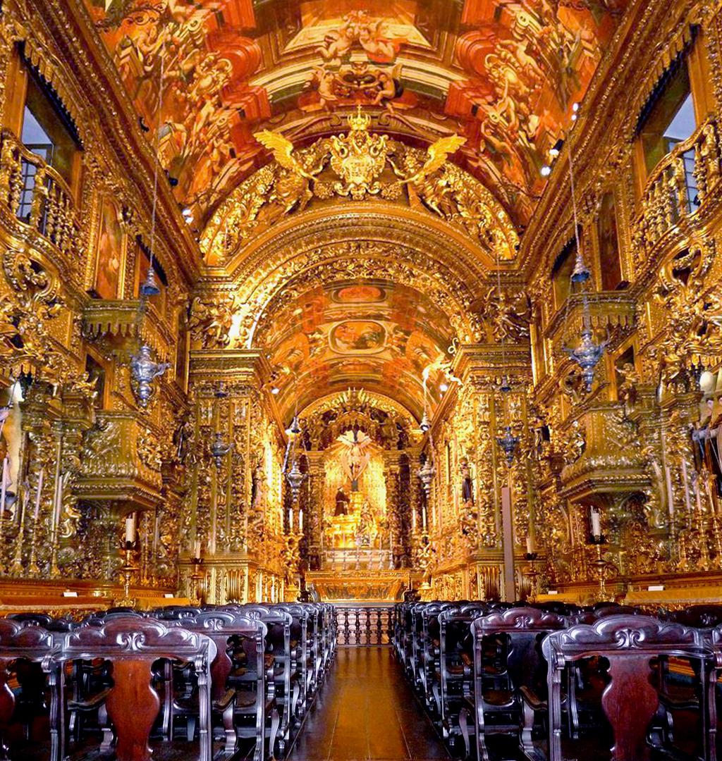 Indecisas brasil estilo barroco rococ e barroco mineiro for Francisco peluqueros porto pi