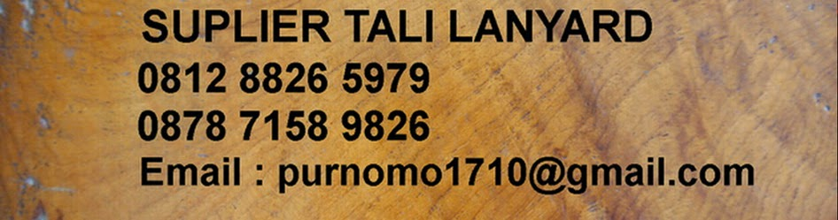 Daftar Harga Tali ID Card