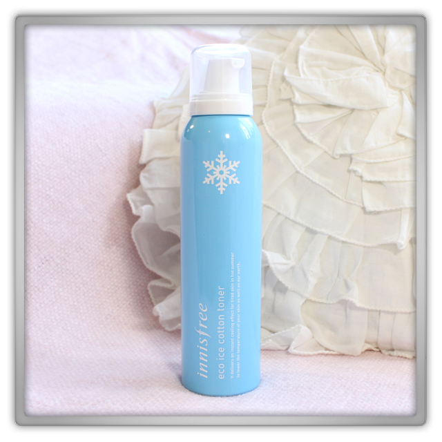 Jolse Haul Review beauty blogger  skincare cooling Innisfree Eco Ice Cotton Toner