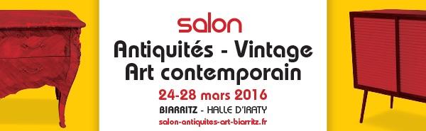 BIARRITZ : LA GALERIE LOÏC VALLÉE PRÉSENTE CAPTON AU SALON ANTIQUITÉS-ART CONTEMPORAIN