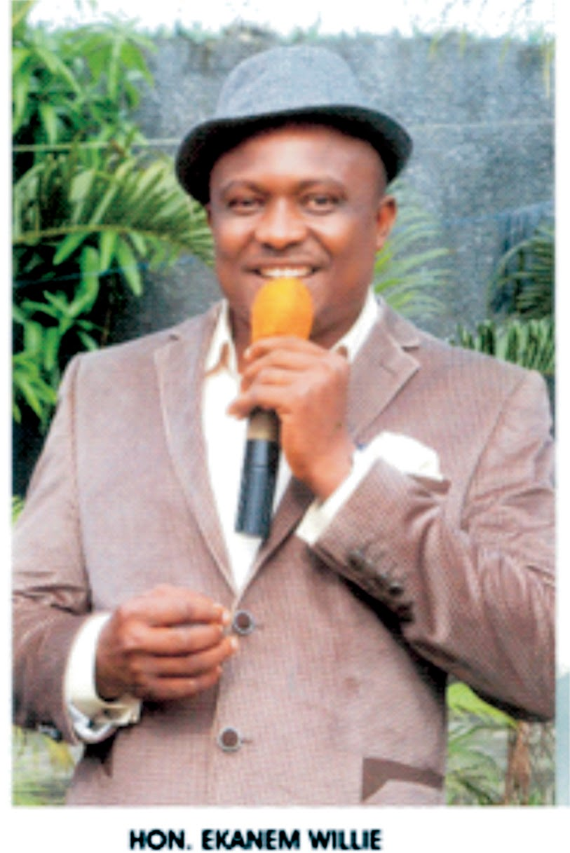 A'Ibom 2015 guber: The mantle falls on Eket BY HON EKANEM WILLIE