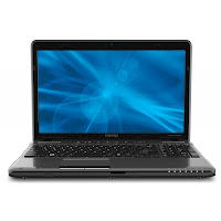 Toshiba Satellite P750-ST6N01 laptop