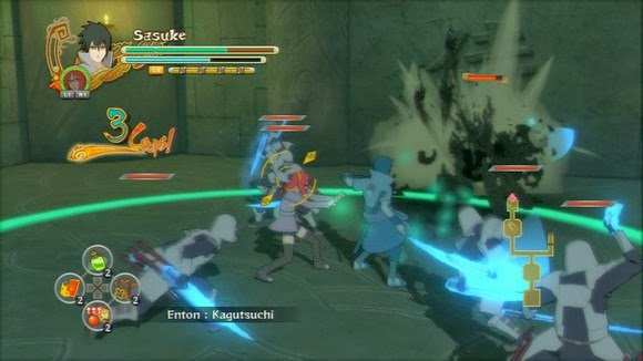 naruto final burst pc game screen 1 NARUTO SHIPPUDEN: Ultimate Ninja STORM 3 Full Burst RELOADED
