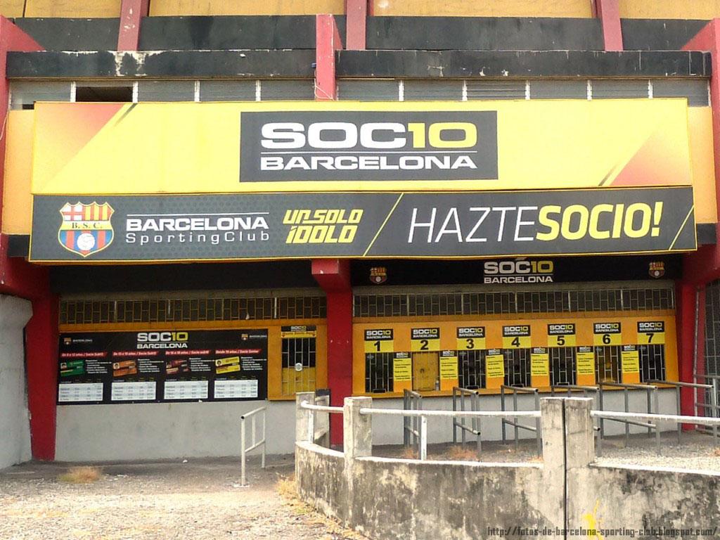 Fotos del estadio monumental de barcelona oficinas socio for Banco pastor oficinas barcelona