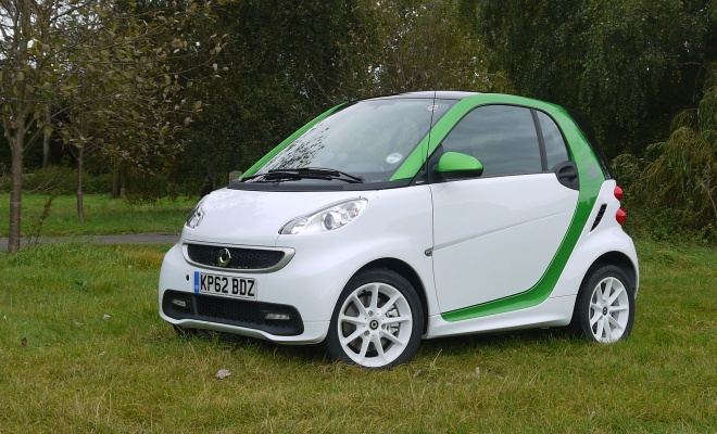 Smart ForTwo Electric Drive review – generation 3