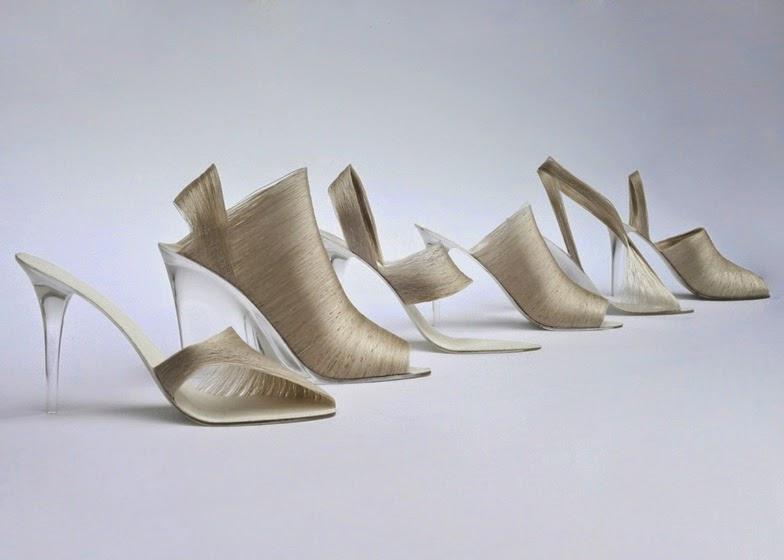 Fantasy Fashion Design: Léi Zǔ Shoe Collection, zapatos de ...