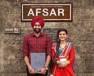 Afsar (2018) Hindi Movie HDTVRip | 720p | 480p