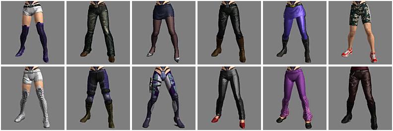 TTT2 Custom Nina Outfit