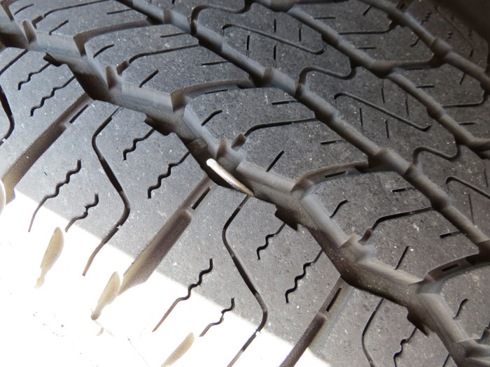 Blog By Troy: So I have this nail in my tire....