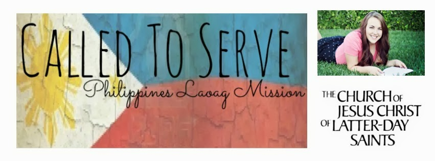 Called To Serve: Philippines Laoag Mission