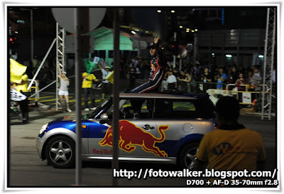 The Red Bull Dragon Run Hong Kong