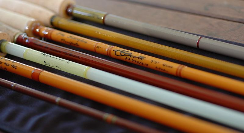 The fiberglass manifesto fiberglass rod shops for Fiberglass fishing rods