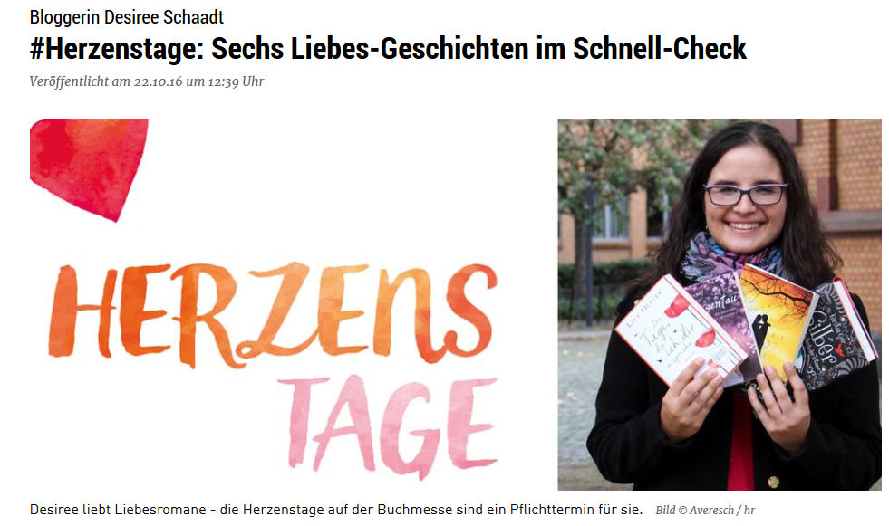 Hessenschau-Interview zur FBM16