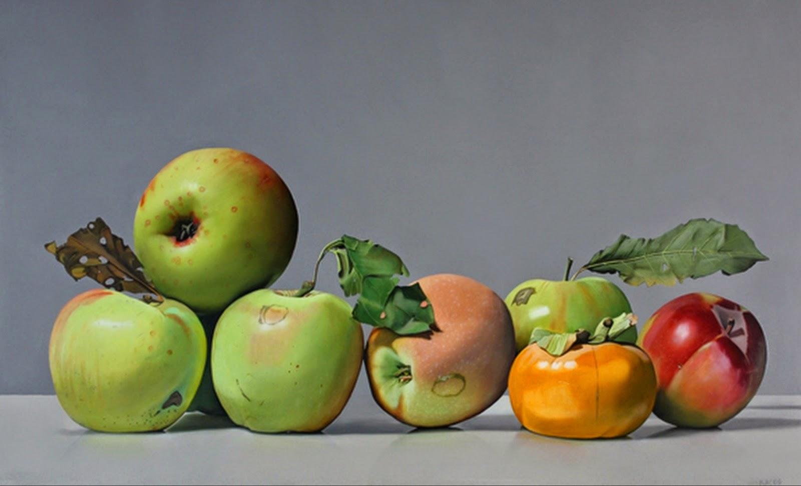 Im genes arte pinturas bodegones cuadros de frutas - Fotos de bodegones de frutas ...