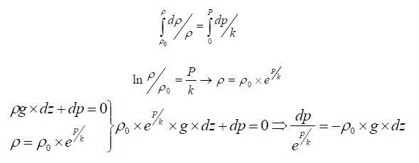 Ejercicio resuelto de estatica de fluidos formula 5 problema 2