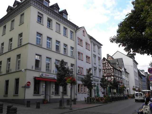 Florinsmarkt Koblenz
