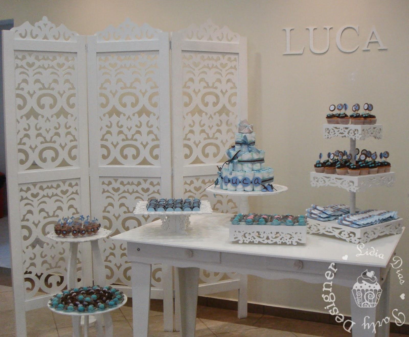 Chá de Fraldas - Luca