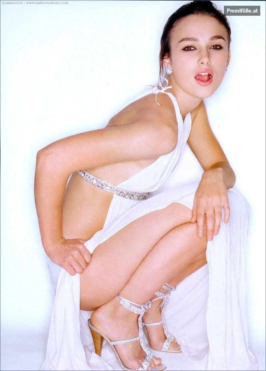 Ass with sexy dildo feet