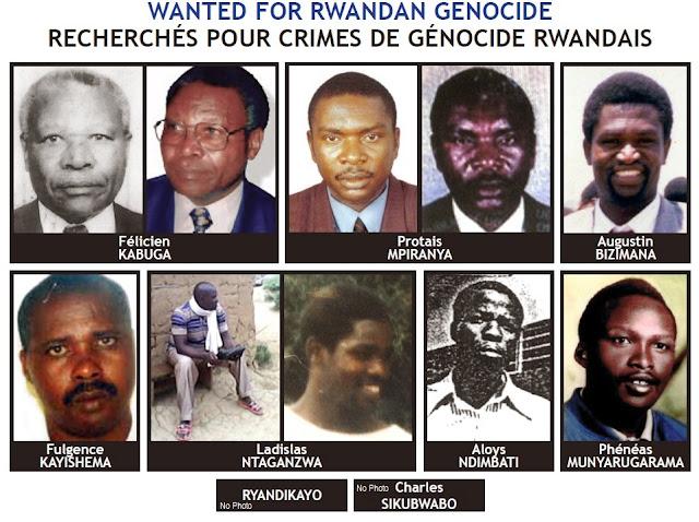 Wanted for Rwandan 1994 Genocide