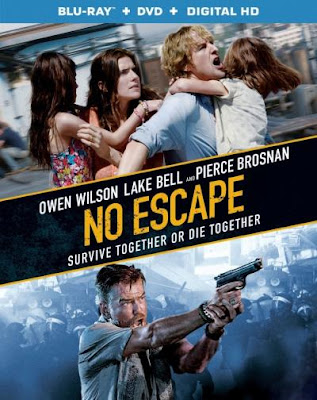 No Escape (2015) BluRay + Subtitle