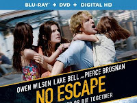 Download Movies No Escape (2015) BluRay + Subtitle