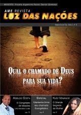 3º Edição Revista Luz das Nações