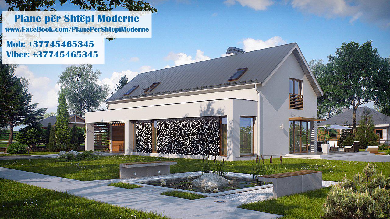 plane per shtepi kodi 008 plane per shtepi plane per shtepi moderne. Black Bedroom Furniture Sets. Home Design Ideas