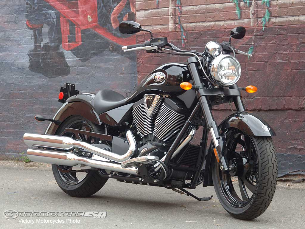 Victory Motorcycles Born To Ride