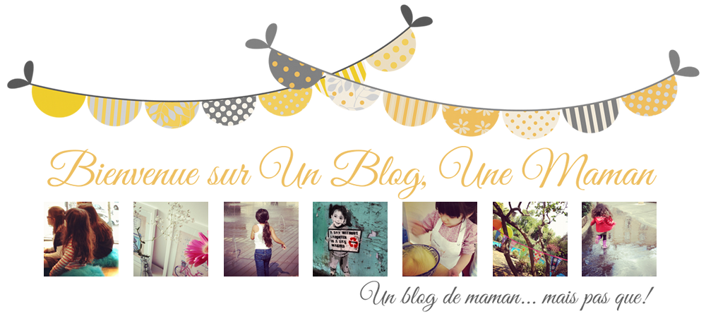 Un Blog, Une Maman: un blog de maman ...  mais pas que !