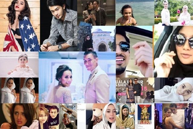 Suka, Duka, Isu & Kontroversi Dunia Hiburan Tanah Air, Tahun 2015