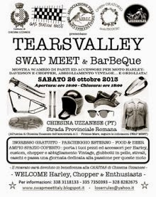 TEARSVALLEY SWAP MEET