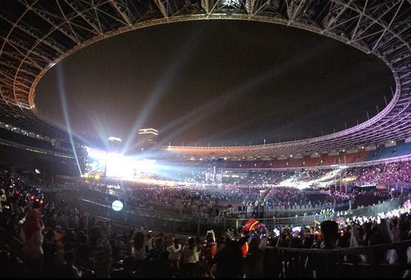 Inilah Foto-Foto Mengaggumkan dari Konser One Direction di Gelora Bung Karno Jakarta