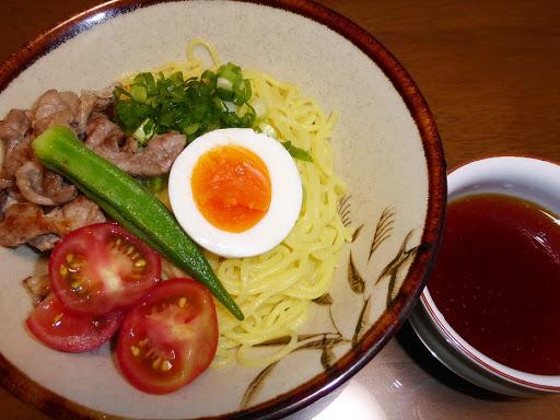 【五木食品】ざるラーメン モチッと弾力麺! 鰹だし和風しょうゆ 刻みのり付