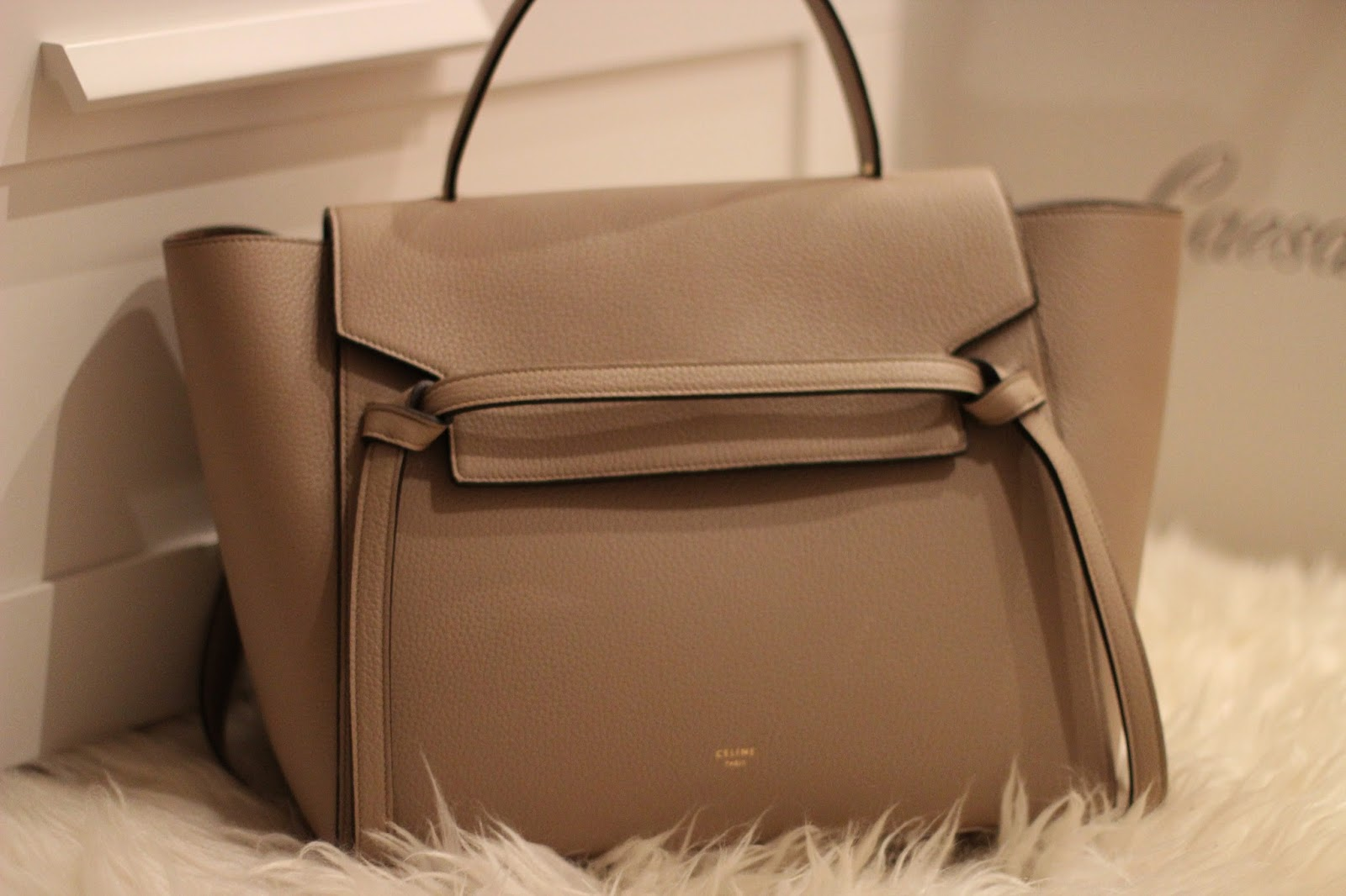 celine belt bag style number