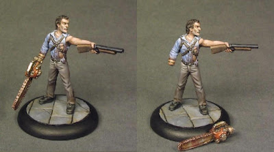 Studio Miniatures Survivor optional Cole