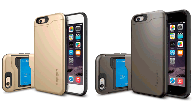 Slim Armor CS by Spigen iphone 6 case