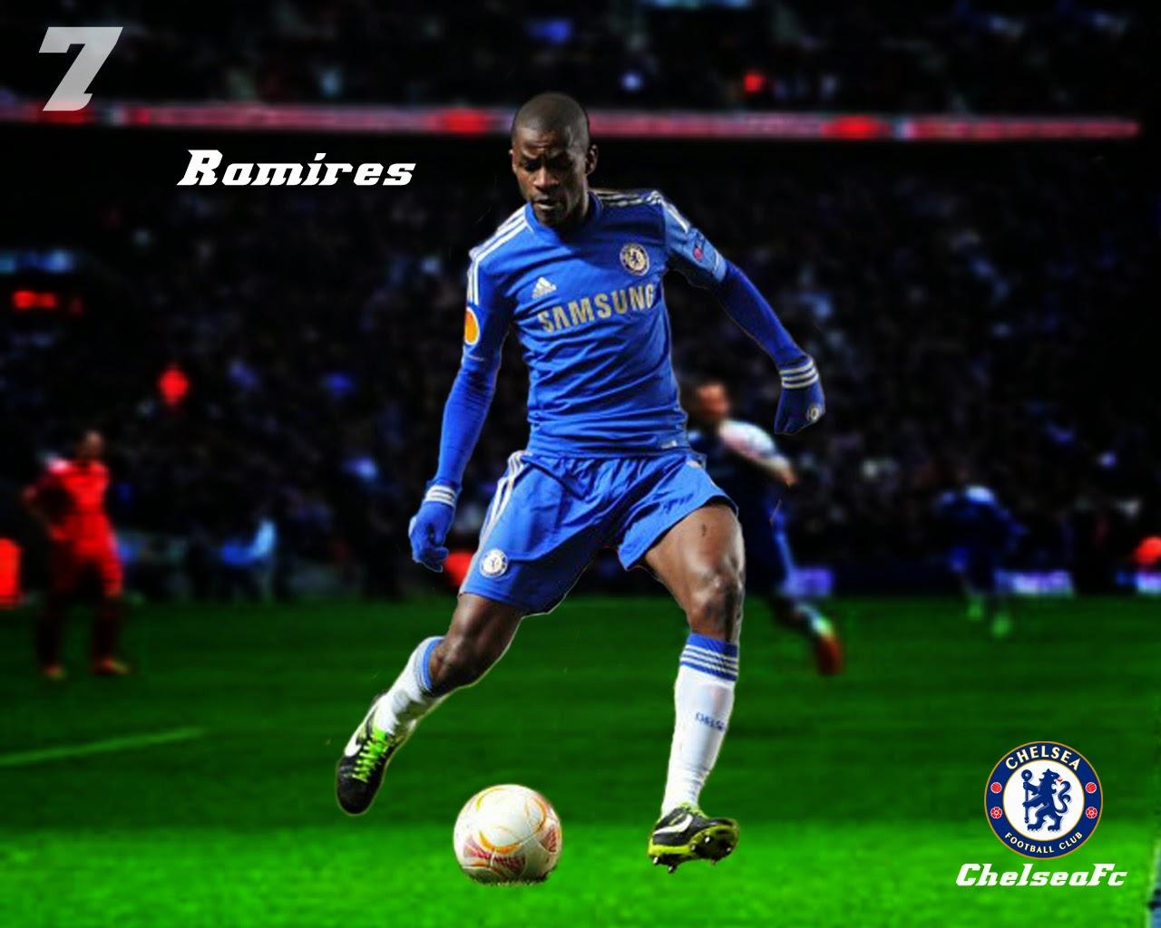 Ramires Wallpaper Chelsea Player Football Wallpaper