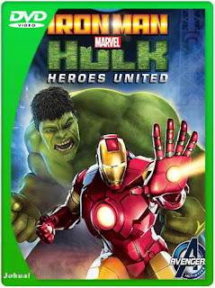 descargar Iron Man & Hulk: Heroes Unidos, Iron Man & Hulk: Heroes Unidos latino, ver online Iron Man & Hulk: Heroes Unidos