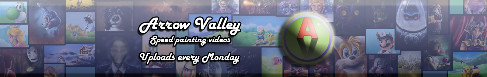 The Official Blog for Arrow Valley!