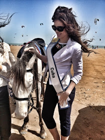 Horseback Riding in Egypt