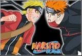 لعبة باين الاكاتسوكي والهروب من ناروتو Pain Vs Naruto