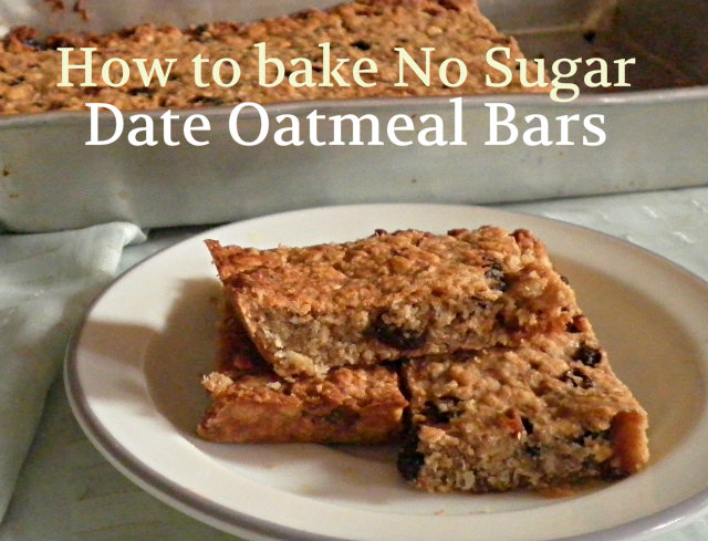Breakfast  bars recipe @ http://treatntrick.blogspot.com