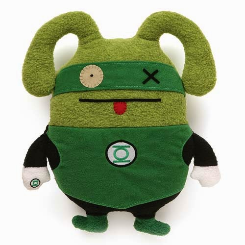 DC Comics x UglyDoll Plush Figures Wave 3 - Green Lantern Ox